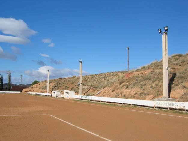 Iluminacion Campo Futbol