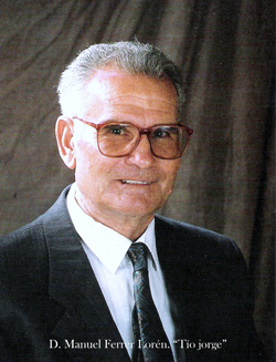 Manuel Ferrer Tio Jorge