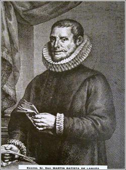 Martin Batista de Lanuza