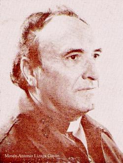 Mosén Antonio Lizaga