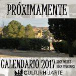 Venta Calendario 2017 Culturhijarte