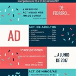 Campaña de Captación de Deportistas 2017