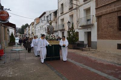 Festividad Barrio de San Valero 2020