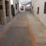 HIJAR @L DÍA: Terminan las obras de mejora en la Travesía del Castillo