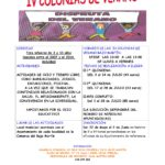 Inscripciones para las VI Colonias de Verano (Cruz Roja)