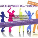 Taller de Expresión Oral y Corporal para Jóvenes entre 12 y 30 años