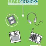 Exposición RAEEcíclalos sobre Reciclaje de Aparatos Eléctricos