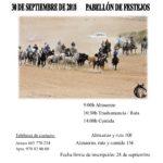 IV Concentración de Trashumancia Híjar – La Puebla de Híjar