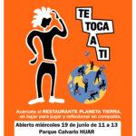 Restaurante PLANETA TIERRA