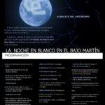 IV Noche en Blanco en el Bajo Martín