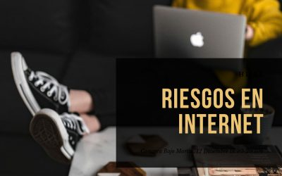 Curso «RIESGOS EN INTERNET»