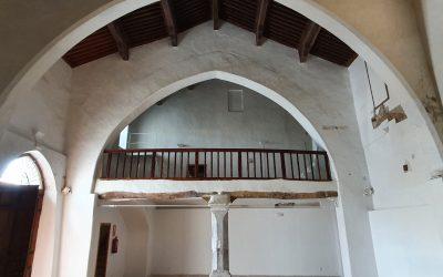 La Sinagoga de Híjar en Aragón TV. Programa: «El Legado Invisible»
