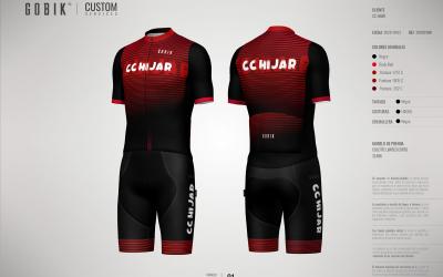 Adquisición Prendas CLUB CICLISTA HIJAR